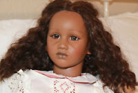 """FATOU"" Doll by Annette Himstedt, SIGNED!"