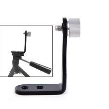 L-shape binocular adapter mount tripod bracket adapter for binocular telescope L