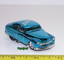 Muscle Machines Jay Cutler 1949 Mercury 49 Led Sled Limited Edition 1:64 Scale