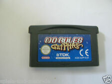 Game Boy Advance - No Rules
