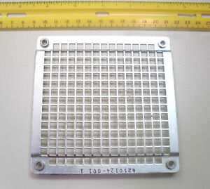 Metal Fan Cover/Guard/Grill for 120mm Computer Fan  105mm hole spacing (Qnty 1)