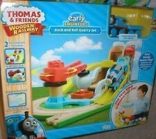 THOMAS THE TRAIN ROCK & ROLL QUARRY SET EARLY ENGINEERS