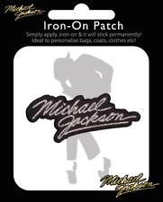 Michael Jackson Ecusson Brodé officiel blister Michael Jackson Official Patch