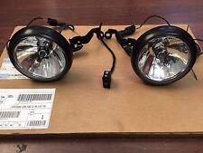 08-13 Mini Cooper R55 R56 Front Bug Lights Grille Fog Light Lamp w/switch OEM