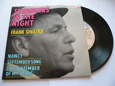 45 tours  FRANK SINATRA  STRANGERS IN THE NIGHT  REPRISE 60089