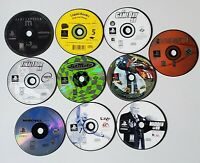 Playstation 1 Video Game Lot PS1 Discs Only Untested As Is Lot of 10