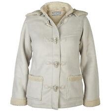 BLACK FRIDAY Ladies Fleece Jacket Womans Toggles Lined Hood 10-24 RRP £29.99