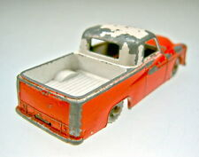 Matchbox RW 50a Commer pick-up rojo & Weiss muy raro color