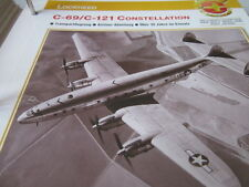 Fliegen 4: Karte 112 Lockheed C 69 , C 121 Constellation