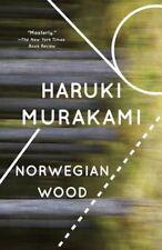 Norwegian Wood by Haruki Murakami (Paperback, 2000)