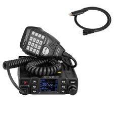 Retevis Rt95 Uhf&vhf Ctcss/dcs 200ch LCD display convenient Mobile radio