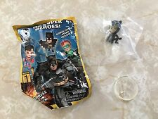 NEW DC Comics Original Minis Blind Bag Superheroes Figure BATMAN CATWOMAN LOT