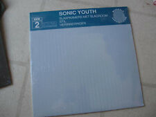 SONIC YOUTH 1987 Slaapkamers Met Slagrom NEW/SEALED 3-TRACK NOISE/EXPRMNTL LP