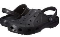 """NWT CROCS """"RALEN"""" CLOGS Black 15907-001 sandals shoes"""