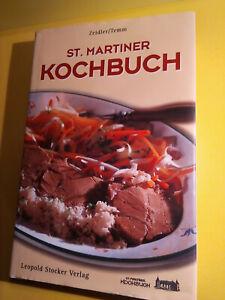 Zeidler / Temm St. Martiner Kochbuch gebunden, ISBNr.: 9783702009007, gebr.