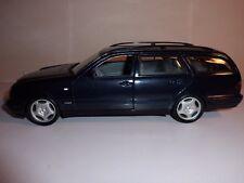 Anson 1998 Mercedes E Class Wagon/Variant/Estate Avantgarde E420 1:18 RARE blue