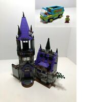 LEGO Scooby-Doo: Mystery Mansion 75904 + Machine 75902  Partial sets only