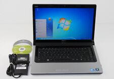 DELL Studio 1557 Notebook / INTEL QUAD CORE i7 Q720 / 500GB / 4GB RAM 15,6 Zoll