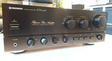 Pioneer A-717 Mark ll Stereo Reference Amplifier Top!