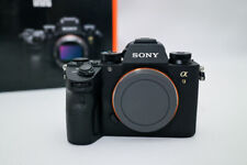 Sony Alpha a9-Fotocamera digitale-pacchetto accessori-OVP-TOP!