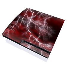Skin Kit for PS3 SLIM Console ~ APOCALYPSE RED ~ Decal Sticker