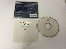 Geek – 3D Geek WHITFIELD STUDIO TEST PRESS CD 5 TRK MINT 10/6/97