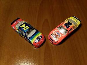Lot 2 1/64 #24 Monte Carlos 1) 1999 NASCAR'S RACERS/DUPONT 1)1999 DUPONT/TYVEK