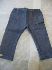"American Girl 18"" Doll Clothes DENIM INDIGO LEGGINGS  NEW"