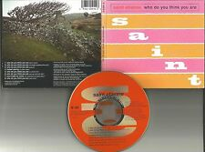 SAINT ETIENNE Who Do you think you are 8TRX REMIXES &DUB CD single st APEX TWIN
