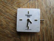Vintage TISSOT Quartz Movement Cal. ETA 976.001. For Parts.