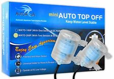 AutoAqua Mini ATO Auto Water Top Off / Up Pump System 2 Float Switch Aquarium