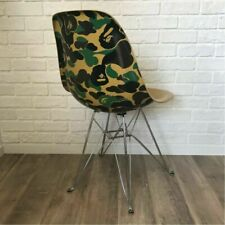 2009 MODERNICA × BAPE CAMO SIDE CHAIR green camo Free shipping from Japan