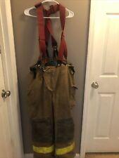 Mfg 1995 39x30 Firefighter Turnout Bunker Pants Fire Rescue Fire Gear Inc