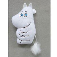 Moomin Small Plush 9cm Height Badge SEKIGUCHI