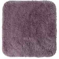 RIDDER Tappeto per il Bagno Chic Pietra 55x50 cm Elegante Morbido Tappetino