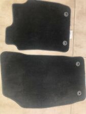 Audi A1 2011 Sline Brand New Oem Front Floor Matts Right Hand Drive Part Black