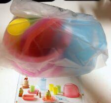 BNIP TUPPERWARE Mini Party Picnic Set. Gorgeous gift