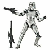 The Black Series Carbonized Stormtrooper 6-Inch Action Figure, IN HAND, From USA