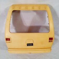 Vintage 1976 Barbie Star Traveler RV Camper Rear Vehicle Replacement Part