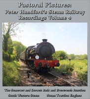 Peter Handford's Steam Railway Rec 4 Lyme Regis Bath Somerset Dorset Traction CD