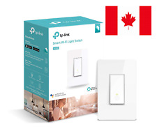 Smart Wi-Fi Light Switch by TP-Link - Control Lighting from Anywhere