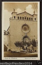 1544.-PALMA DE MALLORCA -Ciutat de Mallorca -Iglesia de S. Francesc