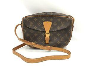 """Auth Louis Vuitton Monogram JEUNE FILLE MM Pocket JUNK Shoulder bag 1F230060n"""""""