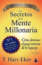 Los Secretos de la Mente Millonaria Harv Eker Dinero Finanzas Riqueza Spanish