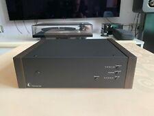 Pro-Ject Phono Box DS2 Phono Stage Black Dual Mono MM MC Preamplifier MINT