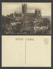 1910s 49 CANTERBURY CATHEDRAL NW ENGAND UK POSTCARD