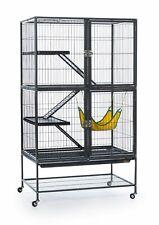 Large Ferret Cage Home Pet Hamster Chinchilla Rabbit Guinea Pig Rat Escape Proof