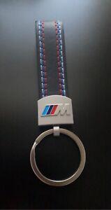 BMW M Series Sport Leather Keyring