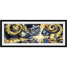Doctor Who Picture 30 x 12 Tardis | OFFICIAL