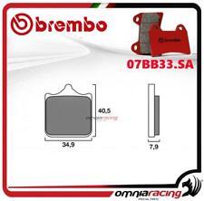 Brembo SA - pastillas freno sinterizado frente para Hyosung RX450SM 2008>